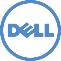 "DELL D6NV9 12"" Custodia a tasca Nero borsa per notebook"