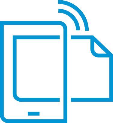 HP ePrint ile hareket halindeyken baskı alma