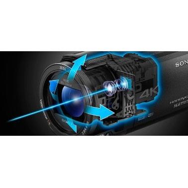 SteadyShot™ ottico bilanciato