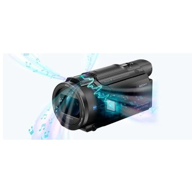 Microfono con audio surround a 5.1 canali