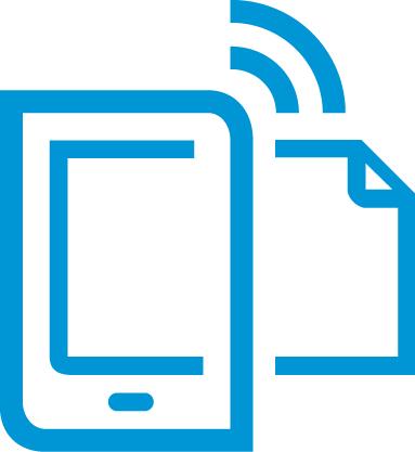 Semplicità di stampa da dispositivi mobili HP