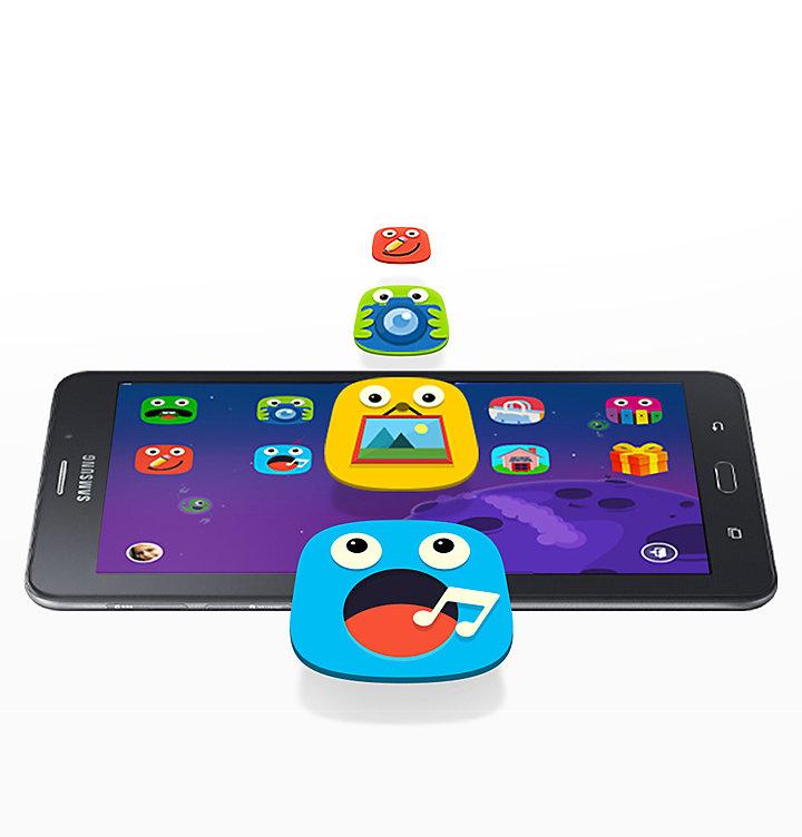 Il parco giochi digitale per i bambini