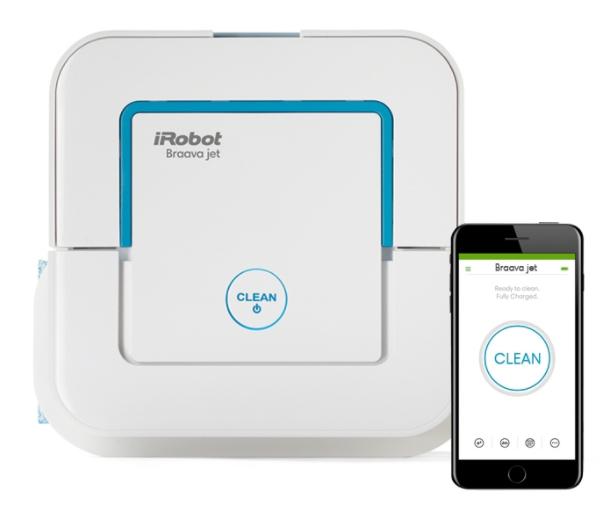 iRobot HOME uygulaması üzerinden kontrol imkanı