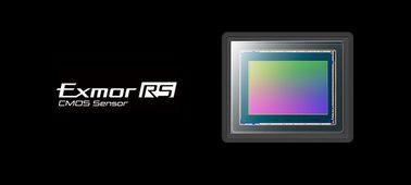 Sensore CMOS Exmor RS® ad alta velocità