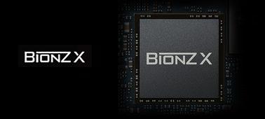 Processore BIONZ X™ per dettagli e trame superiori