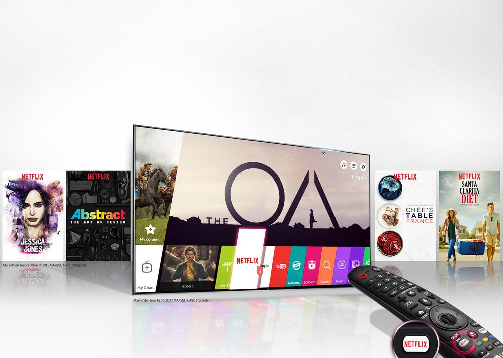 Netflix 4K HDR İçeriklerine Kolay ve Hızlı Erişim