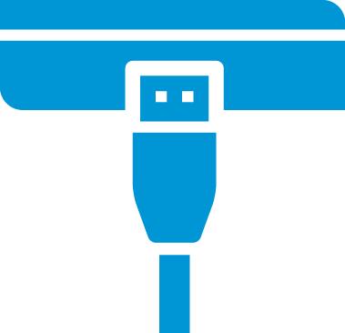 USB bağlantıları