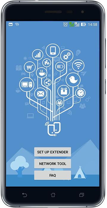 SUS Extender uygulaması ile kolay kurulum