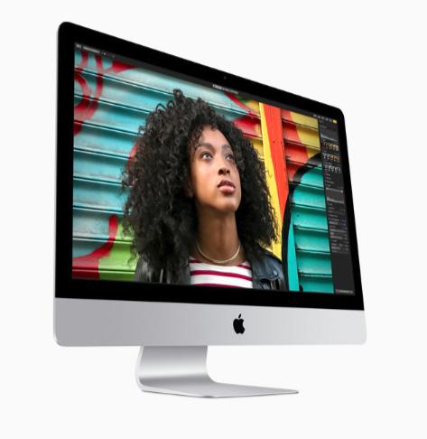 Renkler en doğal halleriyle Mac'inizde.