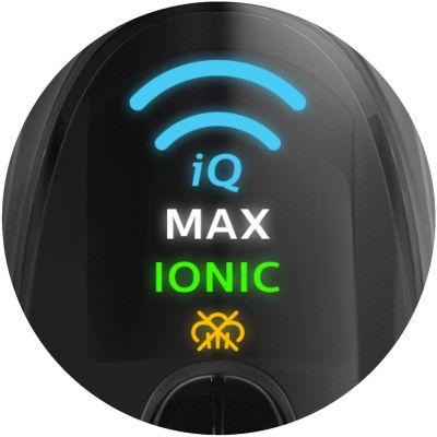 Kullanışlı buhar modları: DynamiQ, MAX, IONIC ve OFF