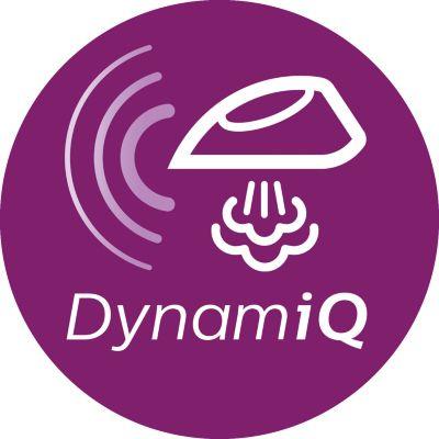 DynamIQ modu, mükemmel sonuçlar için akıllı buhar çıkışı
