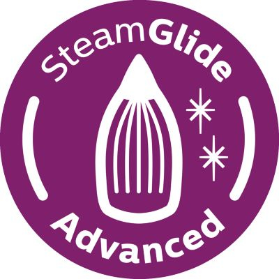 Üstün kayma ve dayanıklılık sunan SteamGlide Advanced taban