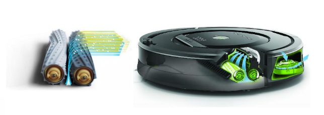 AeroForce® 3 Adımlı Temizleme Sistemi