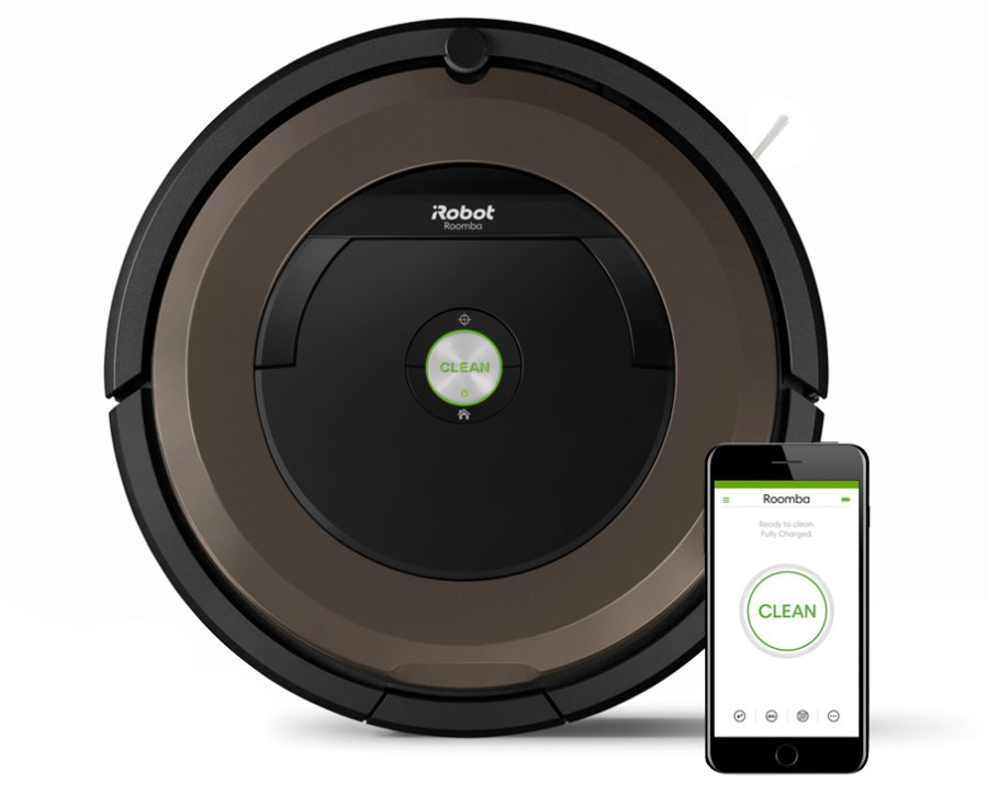 iRobot HOME mobil uygulamasıyla akıllı teknoloji