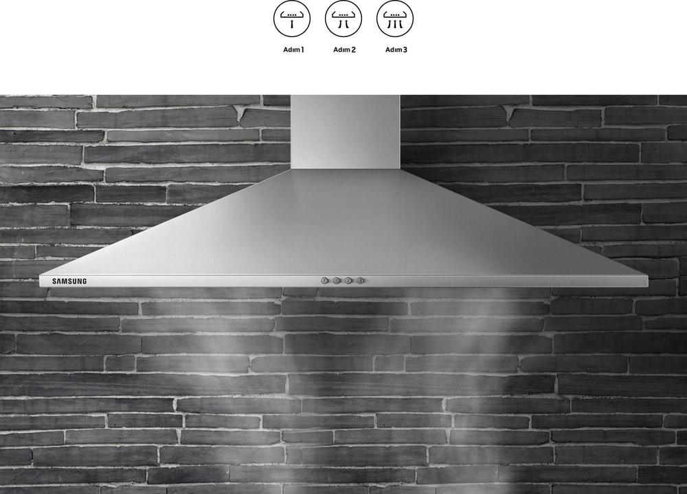 Mutfağınızın havasını temiz tutar