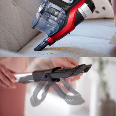 Entegre el tipi ünite, aralık temizleme başlığı ve fırça