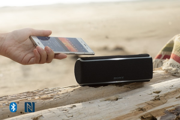 BLUETOOTH® teknolojisi ve NFC™ ile kablosuz