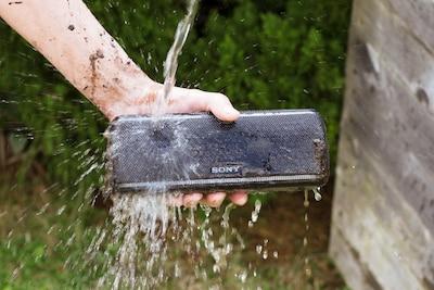Tamamen yıkanabilir3 ve suya dayanıklı