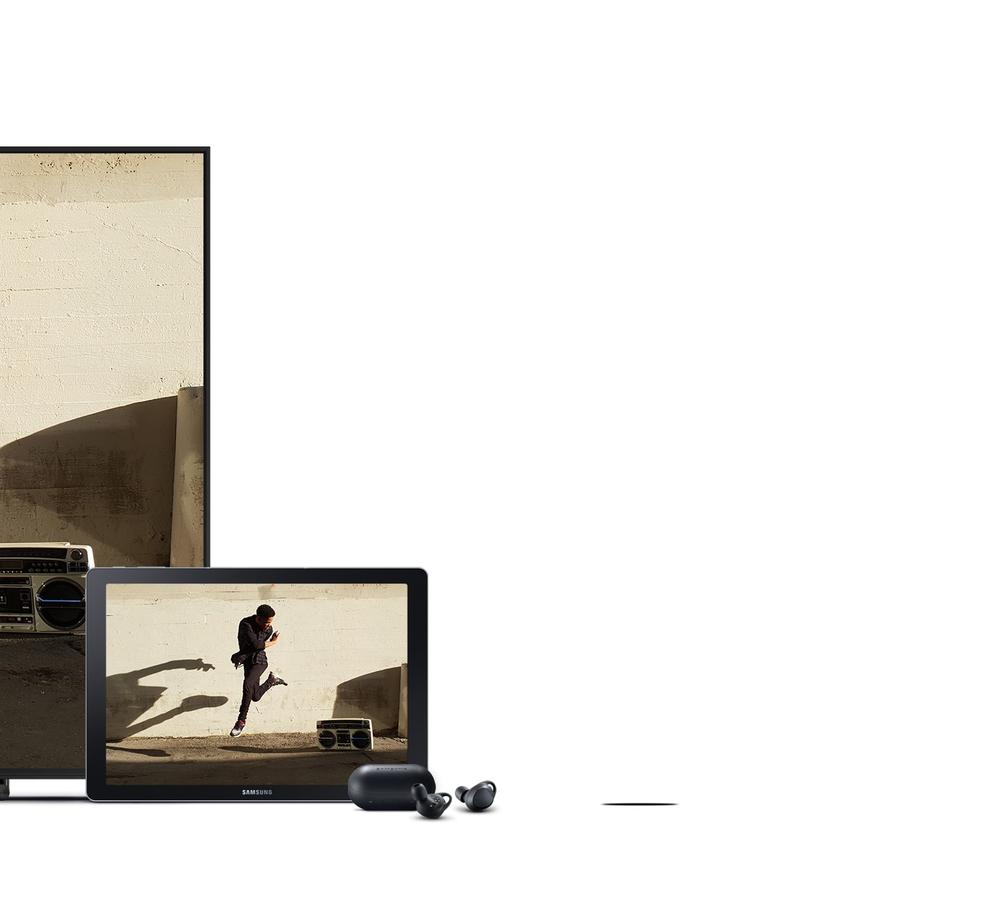 Ekranınızı hiçbir sorun yaşamadan diğer Samsung ekranlarla paylaşın.