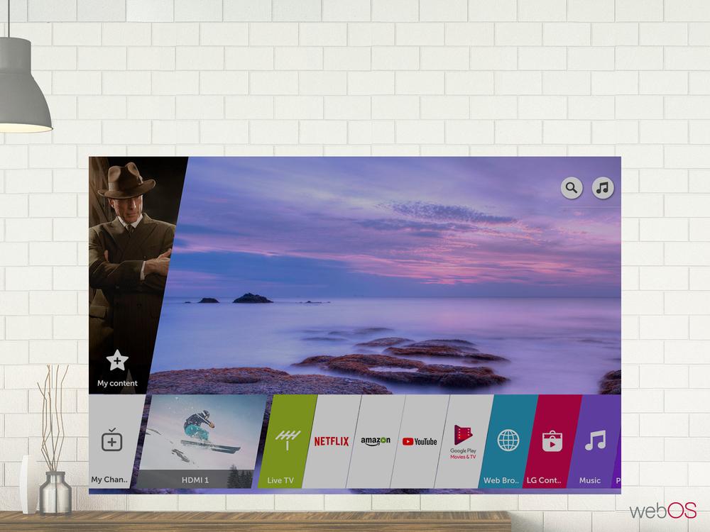 Kolay ve hızlı Smart TV deneyimi
