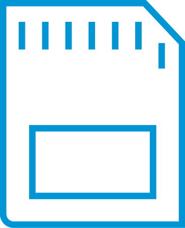 SD- und Micro SD-Kartenleser