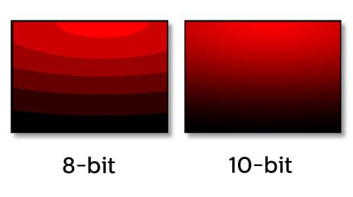 Colori a 10 bit