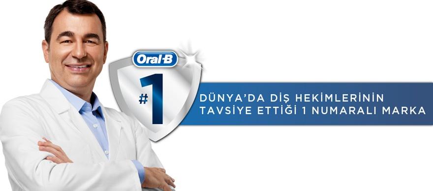 Oral-B farkını keşfedin