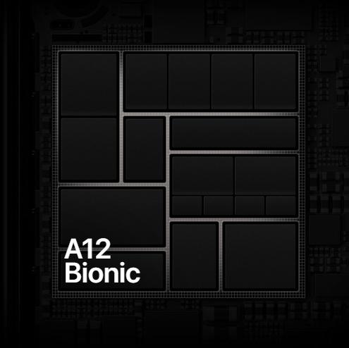 Akıllı A12 Bionic çip.