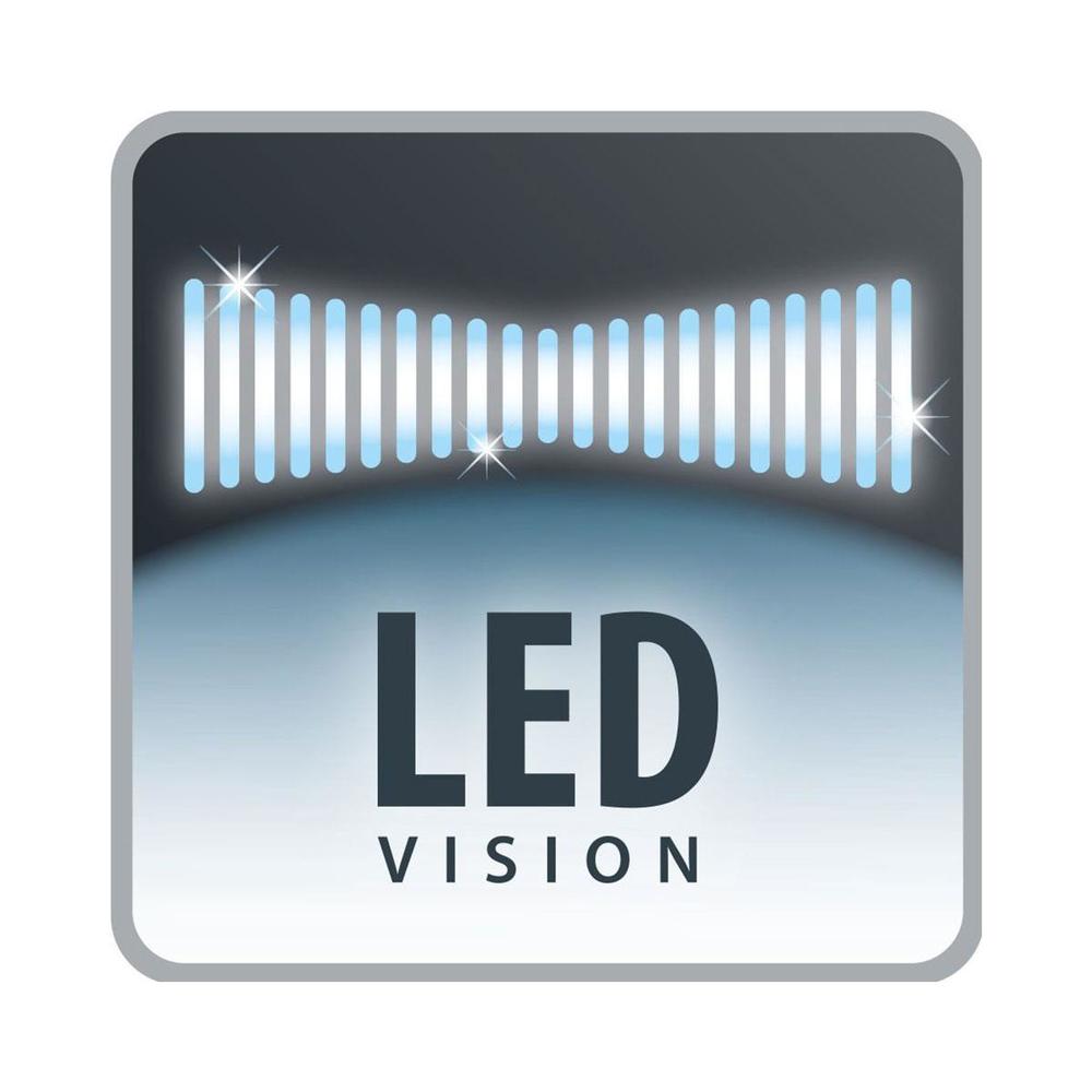 LED Işıklı Motorlu Fırça