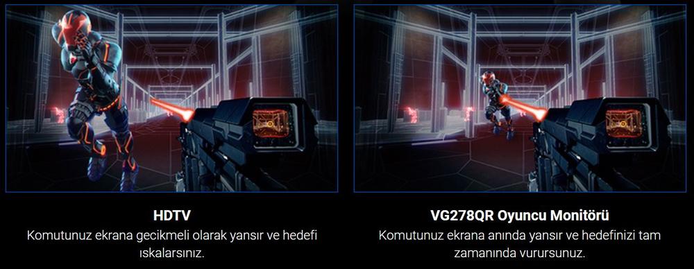 GameFast Giriş Teknolojisi - Her Milisaniye Değerlidir
