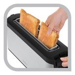 Ekstra uzun ekmek haznesi
