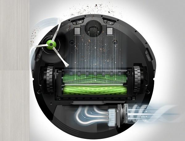 Premium AeroForce üç aşamalı temizleme sistemi
