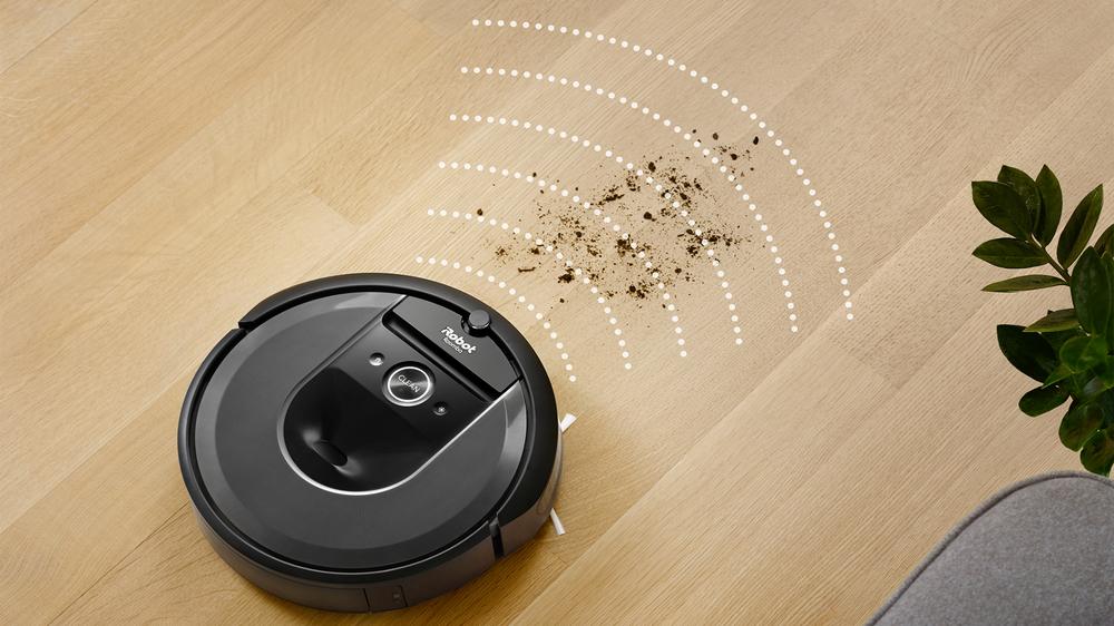Dirt Detect™ Kir Saptama Teknolojisi