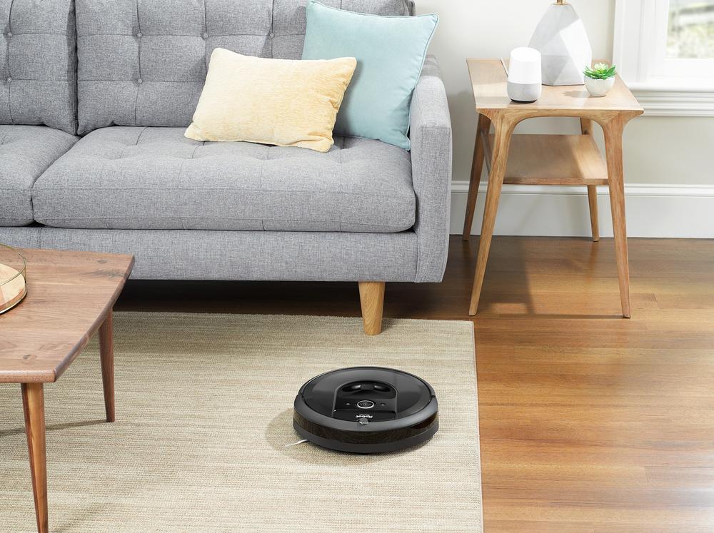 Roomba®, mutfağı temizle