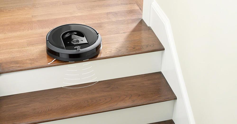 Merdivenlerden düşmeyi engelleyici sensörler