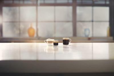 3 farklı kahve keyfi parmaklarınızın ucunda