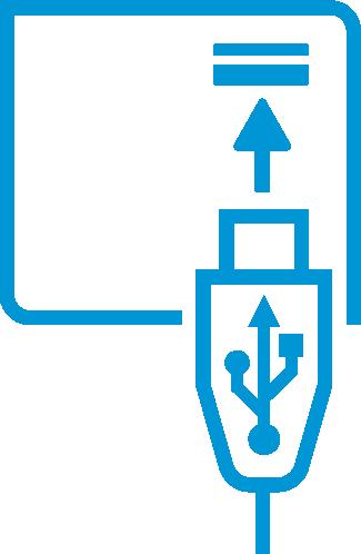 USB 3.0-Anschluss