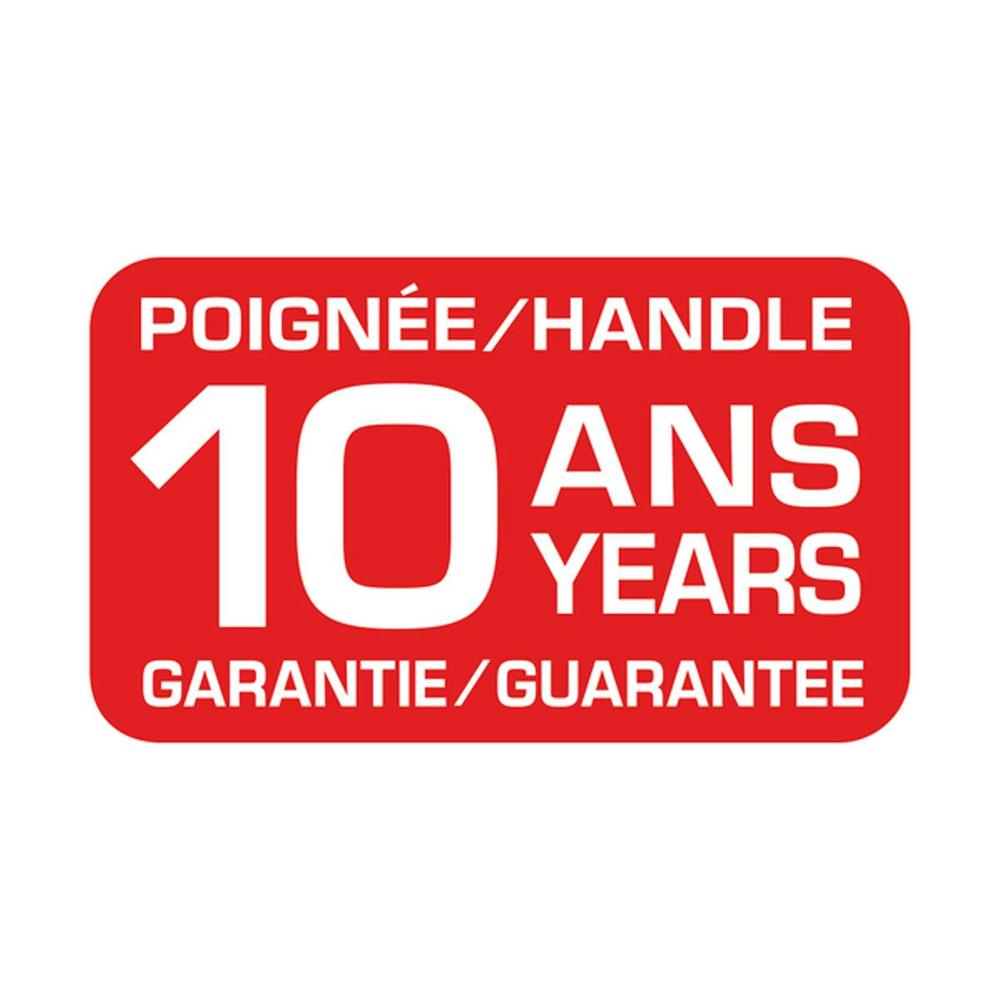 Tutma Sapı: 10 Yıl Garantili
