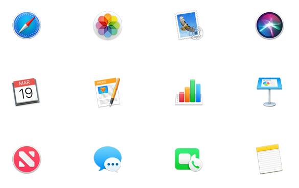 iMac ve Uygulamalar