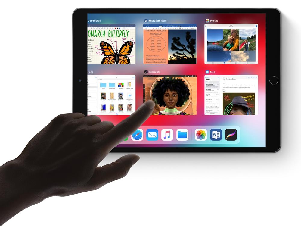 iOS. iPad'inizden en iyi şekilde yararlanmanız için tasarlandı.