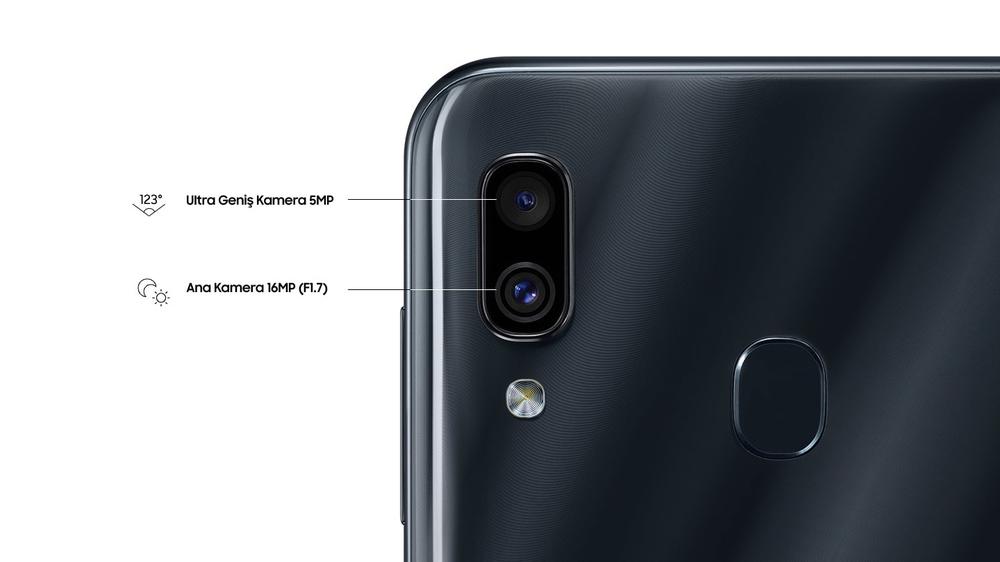 Çift kamera ile her detayı yakalayın