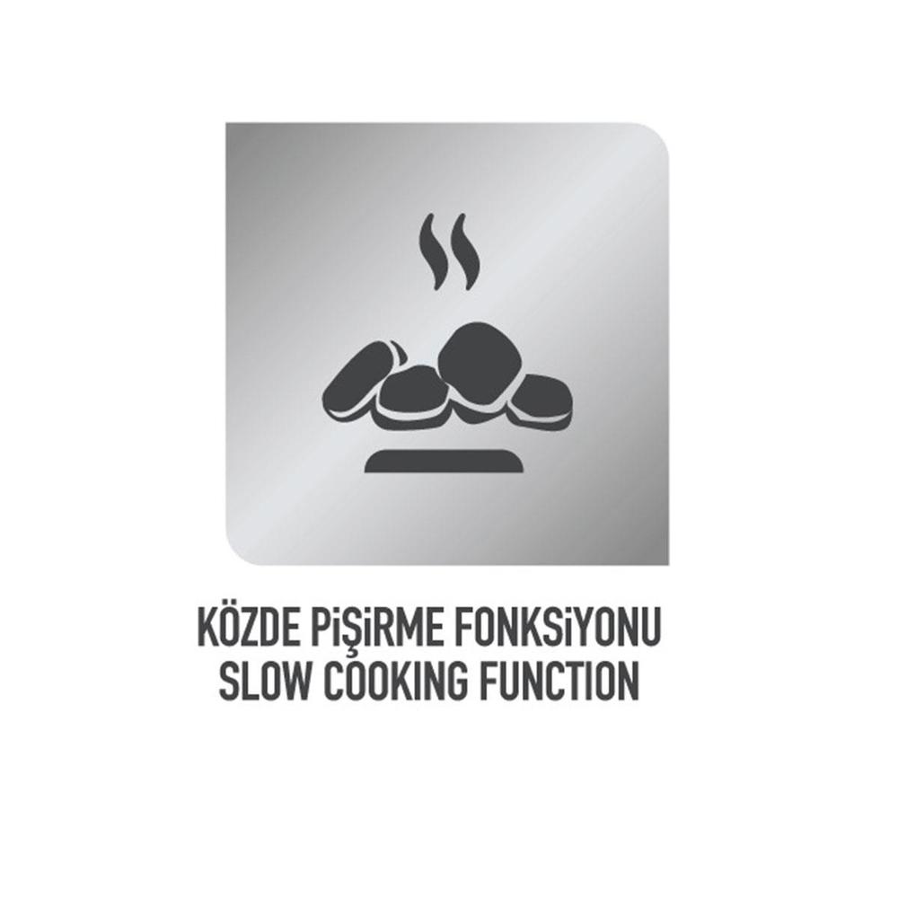 Közde Pişirme Fonksiyonu