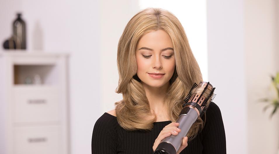 Saçınıza güçlü bir tarz verin