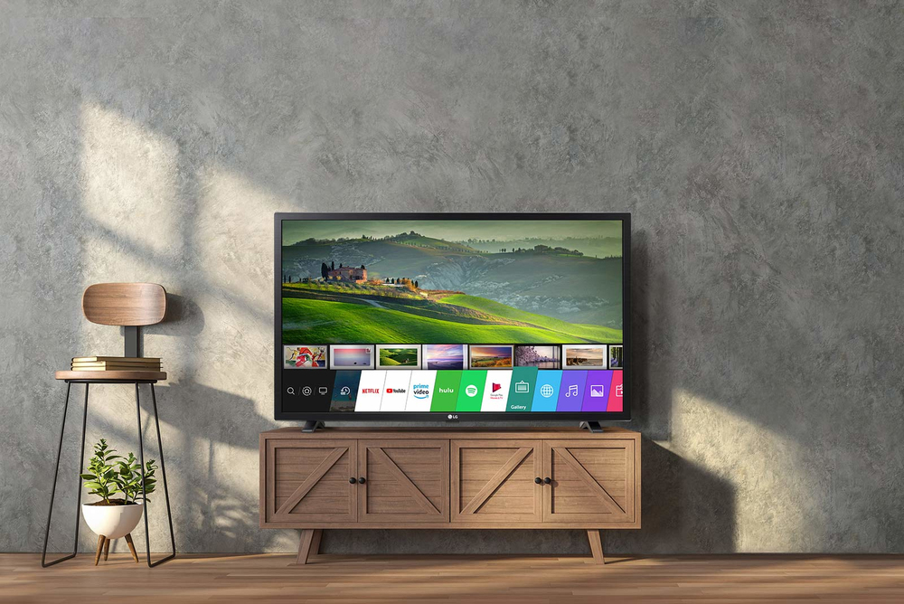 webOS Smart TV Deneyimi
