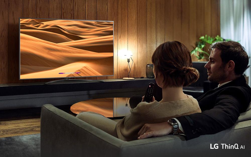 LG TV, Yapay Zeka İle Buluşuyor