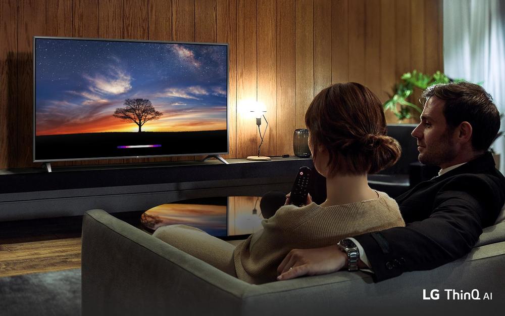 LG TV, Yapay Zeka Ýle Buluþuyor