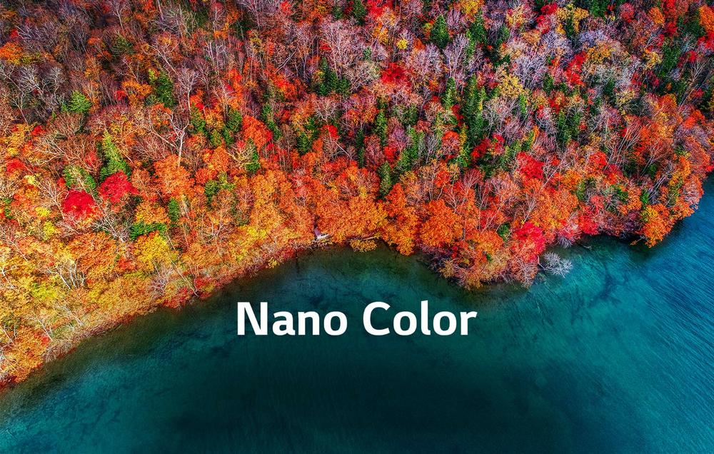 Geliştirilmiş Renk Saflığı