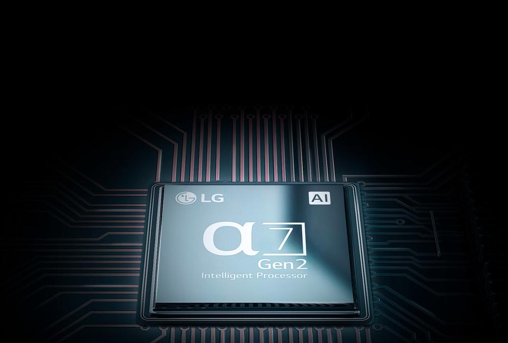 NanoCell α7 İşlemciyle bir araya geliyor