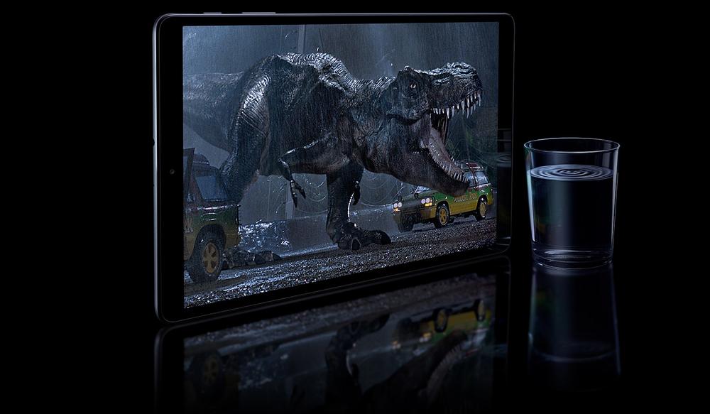 Yeni nesil eğlence tablette