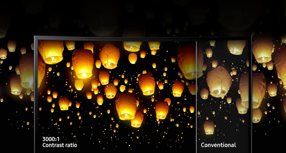 Samsung'un gelişmiş ekran teknolojisi ile üstün görüntü kalitesi